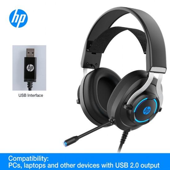 HP H360G USB LIGHTING GAMING KULAKLIK