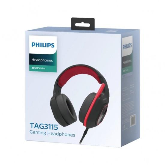 PHILIPS TAG-3115 7.1 SURROUND KULAKLIK